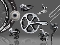 2013 Shimano Dura-Ace DA 9000 component group unveiled! Exclusive tech and interviews on Bikerumor.com.