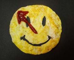 Mmmmm! Scrambled brai...er...eggs.