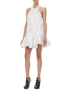 All My Days Flare-Hem Dress by Cameo at Neiman Marcus. $230