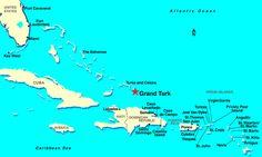 Grand Turk Map