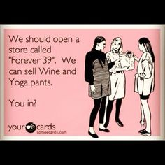 timely, as I'm turning 40 this year! hahaha!
