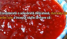 Romanian Food, Romanian Recipes, Jacque Pepin, Chutney, Meatloaf, Pickles, Chili, Fish, Canning