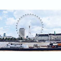 #streetsoflondon #londoneye #iconiclondon #visionlondon #london #summerinlondon #july #vscocam #vsco #instago #instagood… London Eye, London Street, London Summer, Louvre, Travel, Instagram, Viajes, Destinations, Traveling