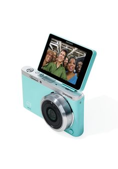 NX Mini Camera || Double-click to see the other 72 picks for Oprah's Favorite Things 2014!