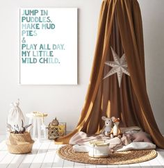 Nursery quote print Children's Quotes Kids Room Decor | Etsy Playroom Art, Kids Room Art, Art Wall Kids, Nursery Wall Art, Nursery Ideas, Jungle Nursery, Giraffe Nursery, Animal Nursery, Nursery Prints