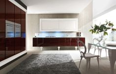 #cucina #cucine #kitchen #kitchens #modern #moderna #gicinque #charme http://gicinque.com/it_IT/products/1/gallery/2/line/13