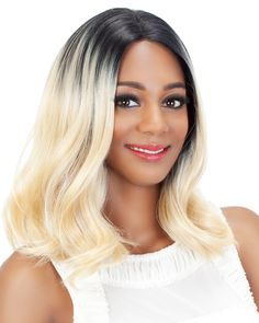 VF31114 Tanya Lace Front Synthetic Wig by Vivica Fox