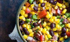 Corn and black bean salsa recipe   Homesick Texan