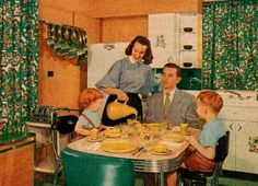 """Family Circle Magazine""  June 1955"