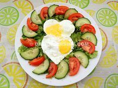 Diet Recipes, Vegetarian Recipes, Healthy Recipes, Healthy Food, Rina Diet, Dalida, Diet Breakfast, Avocado Egg, Dory