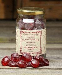 Yum! Raspberry Drops! $6.80
