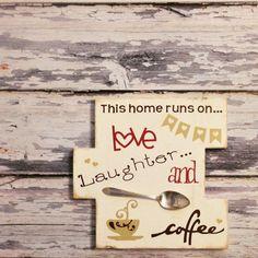 Coffe Art...Coffee lovers..Coffee by SilverBellesCrafts on Etsy