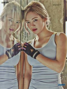 Snsd hyoyeon Girls generation  Kpop  Fashion Girls