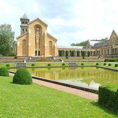 Descubre los rincones de la Abadía Notre-Dame de Orval