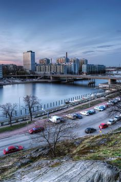 HDR in Helsinki: The Ugliest Sorry all of you living in Merihaka district. Your neighborhood is the ugliest one in Helsinki. Scandinavian Countries, Concrete Jungle, Travelogue, Helsinki, Hdr, Dream Vacations, Being Ugly, The Neighbourhood, Beautiful Places