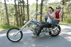 The Legends Ride: Peter Fonda on the Sturgis Buffalo Chip's celebrity ride