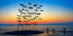 The northern port city of Thessaloniki has proven to be resilient despite the ongoing political turmoil in Greece, with incoming tourism holding ground… Thessaloniki, Sintra Portugal, Macedonia, Going On Holiday, Where To Go, Night Life, Greece, Tours, Island