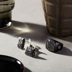 Unconventional designs from @davidyurman make unforgettable gifts for Father's Day. #DavidYurman #mccaskillandcompany