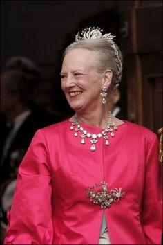 Reine Margrethe II