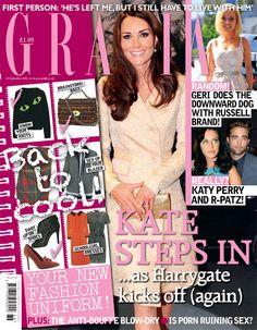 37b8c0b9e1745f 266 Best Grazia Magazine images in 2019