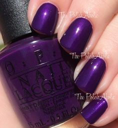 OPI Holiday 2014 Gwen Stefani Collection Swatches-- I Carol About You