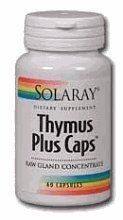 Solaray - Thymus Plus Caps, 60 capsules by Solaray. $6.71. http://notloseyourself.com/show/dpogn/Bo0g0n0zIl4d8hSkQg6n.html http://infinityflexibility.com/wp/