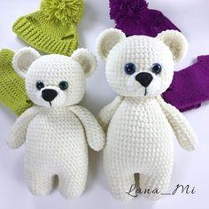 Плюшевые мишки амигуруми  #схемыамигуруми #амигуруми #вязаныеигрушки #вязаныймишка #amigurumipattern #amigurumi #crochetbear #crochetpattern #amigurumitoy #amigurumibear Crochet Bear, Crochet Animals, Crochet Patterns Amigurumi, Crochet Motif, Hobby Foto, Plush Pattern, Bear Toy, Sewing Basics, Plush Animals