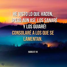 Dios tendrá misericordia y vivificará el corazón de los quebrantados