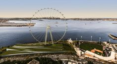 world's largest ferris wheel for NYC!