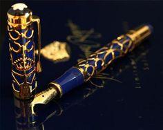 Montblanc The Prince Regent Patron of The Arts 888 M Fountain Pen | eBay