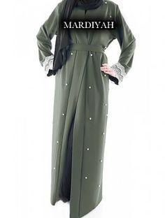 Pearl Kimono Abaya