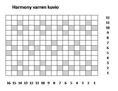 Harmony varren kuvio Knit Socks, Knitting Socks, Free Pattern, Sewing Patterns Free