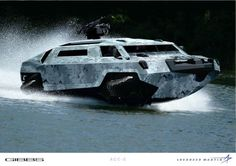 the amphibious combat craft expeditionary