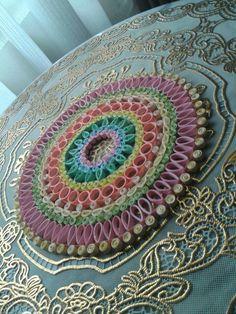 My craft mat