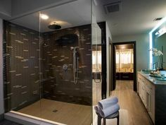 Vote on your favorite HGTV Urban Oasis master bathroom, from 2010 to 2015.
