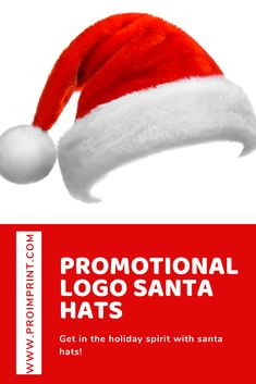 Spread the holiday spirit in your office with these promotional logo Santa Hats! Whether you are purchasing these Christmas hats for your entire office or for your upcoming fundraiser events, these custom printed Santa hats are sure to be a big hit. Unique Christmas Gifts, Christmas Hat, Fundraising Events, Santa Hat, Celebrities, Hats, Holiday, Blog, Celebs