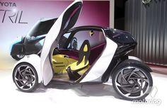 GENEVA MOTOR SHOW: Toyota i-TRIL concept revealed - motoring.com.au
