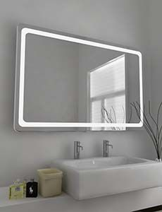 Modern Mirror Design The Uk S Finest Selection Ofilluminated Led Bathroom Mirrors And Bathroom Cabinets
