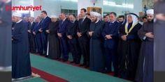 Suriye Devlet Başkanı Beşşar Esad'dan 'IŞİD'e karşı' bayram namazı: Suriye Devlet Başkanı Beşşar Esad, bayram namazını hafta başında IŞİD'den temizlenen Lübnan sınırına yakın bir noktada kıldı. Esad'ın bu hamlesi, altı yıldır süren iç savaşta artan özgüveninin göstergesi olarak yorumlandı.