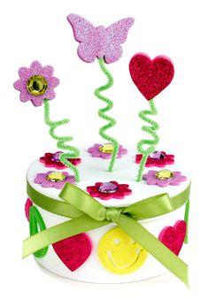 Nicole™ Crafts Glittzer Sticker Box #kids #crafts