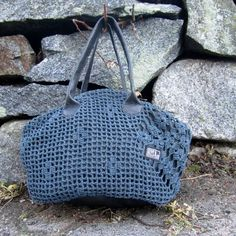 Säihke - sparkle bag made from recycled lace - RISAko