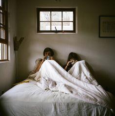 .winter cuddles <3