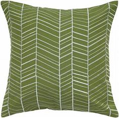 Fishtail Palm Pillow