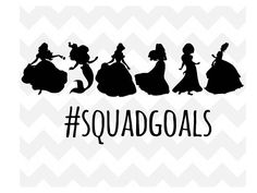 This item is unavailable Disney Diy, Disney Crafts, Disney Trips, Disney Dream, Disney Mickey, Mickey Mouse, Squad Goals Shirts, Princess Silhouette, Disney With A Toddler