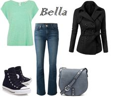 Bella, an outfit for a friend.