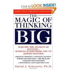 """First """"motivational """" book I ever read. Was given to me after playing raquetball in high school. The guy was pushing some multi-level marketing scheme. I did not jump inot the scheme, but I did keep the book."""