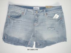 Short jeans fem. - AÉROPOSTALE www.calisurf.com.br