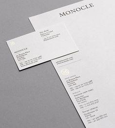 Monocle Identity