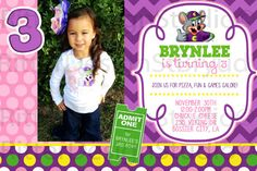 11 best chuck e cheese birthday party images on pinterest cheese chuck e cheese birthday invitation by ritterdesignstudio on etsy 1600 filmwisefo