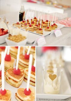 Sweet {Love} Pink & Gold Birthday Party | Dulce {amor} Fiesta de cumpleaños rosa y oro.
